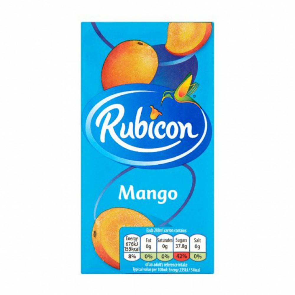 Rubicon Mango Juice
