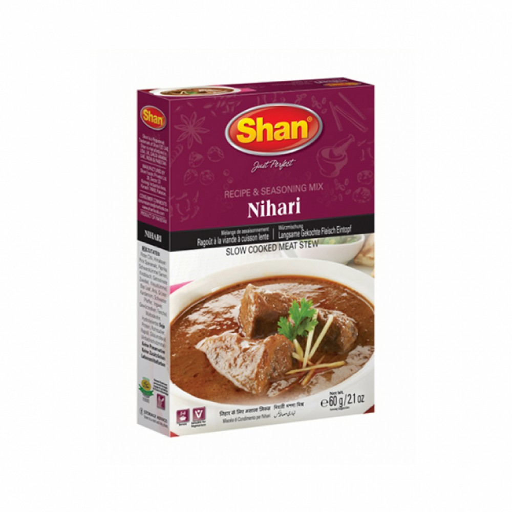 Shan Nihari Curry Masala