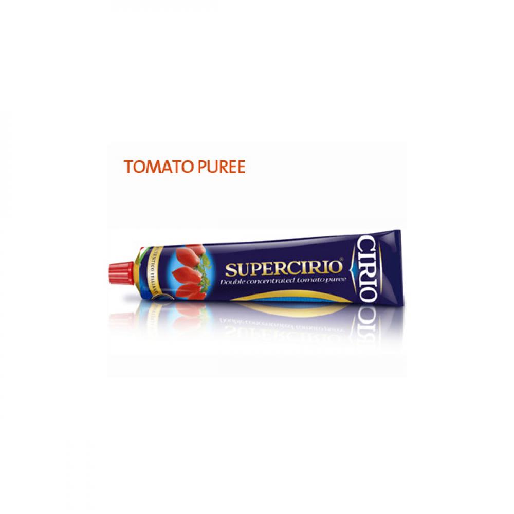 Cirio Tomato Paste Tubes