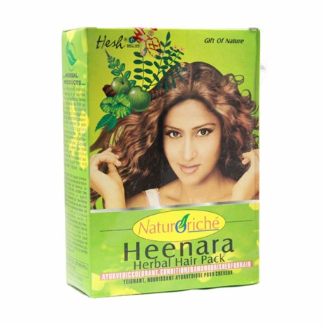 Hesh Herbal Hair Pack (Hennara)