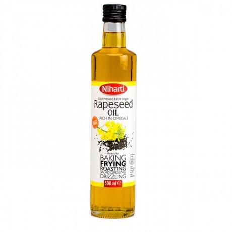 Niharti Rapeseed Oil 500ml