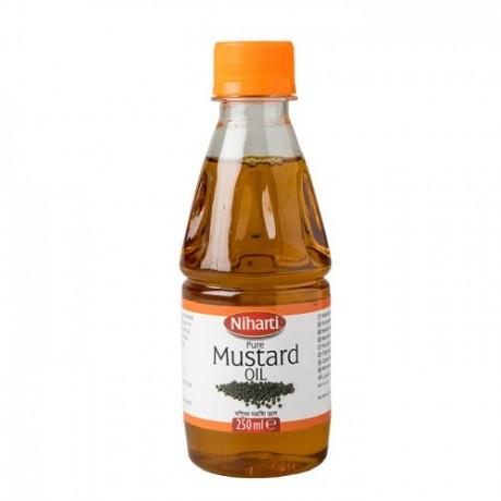 Niharti Mustard Oil 250