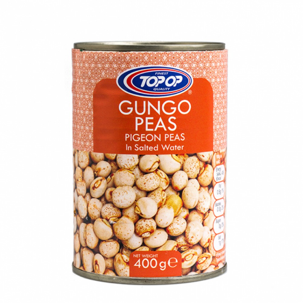 Top Op Canned Gungo Peas