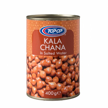 Top Op Canned Kala Chana