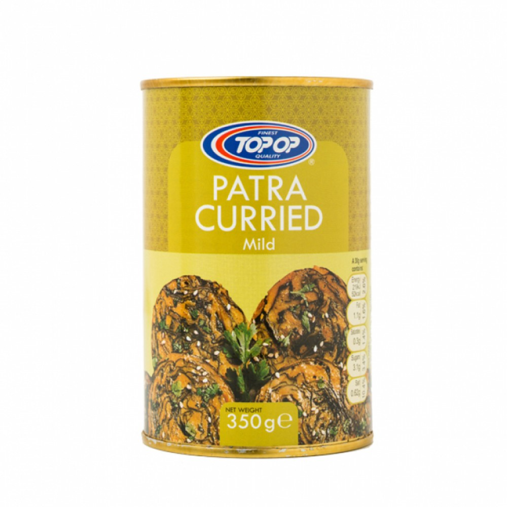 Top Op Canned Patra Curried Mild