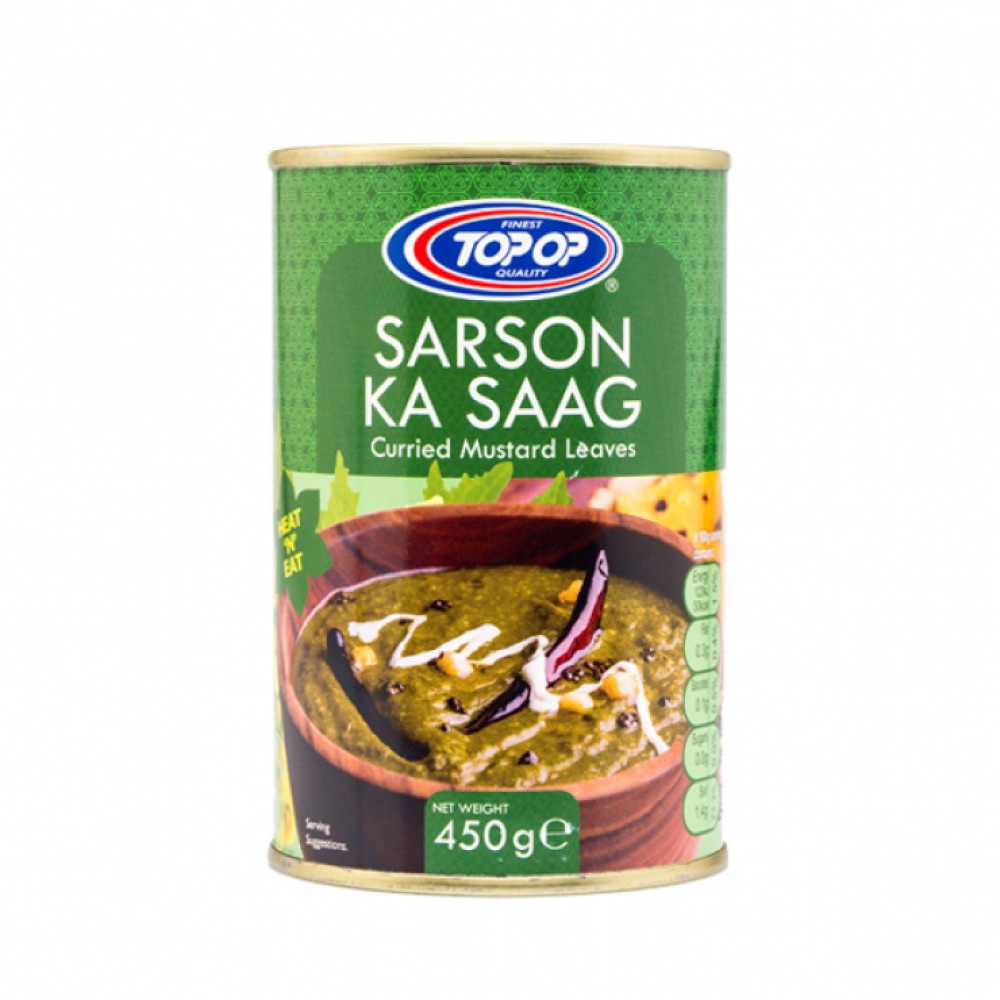 Top Op Sarson Ka Saag