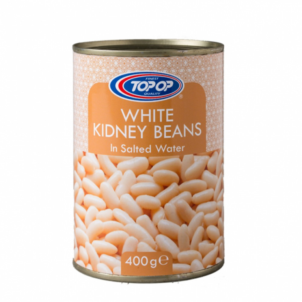 Top Op Canned White Kidney Beans